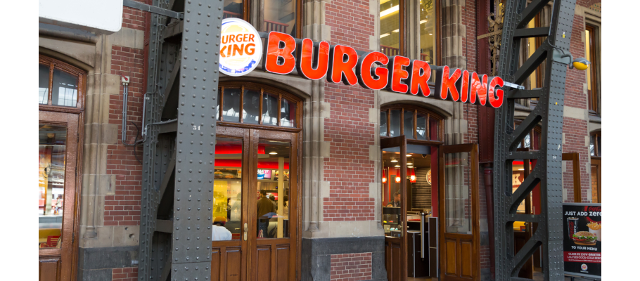 Trabajar en Burguer King