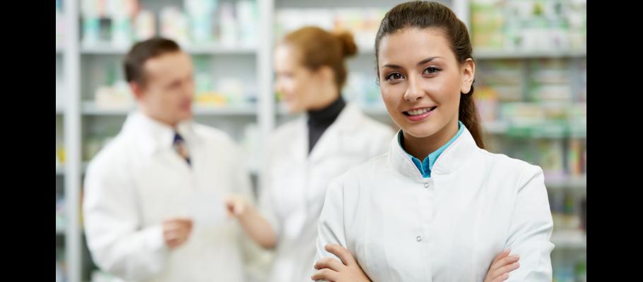 Enviar currículum y trabajar en farmacias