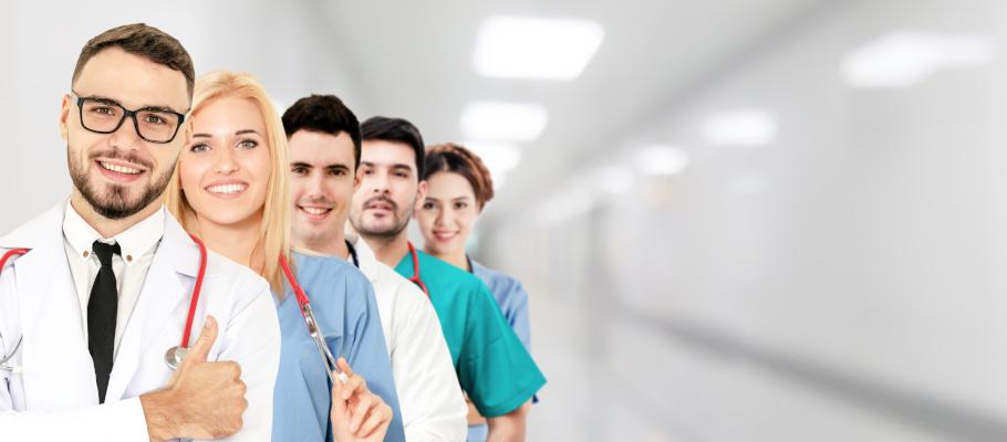 Enviar currículum y trabajar en hospitales privados