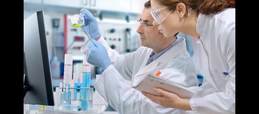 Enviar currículum a laboratorios