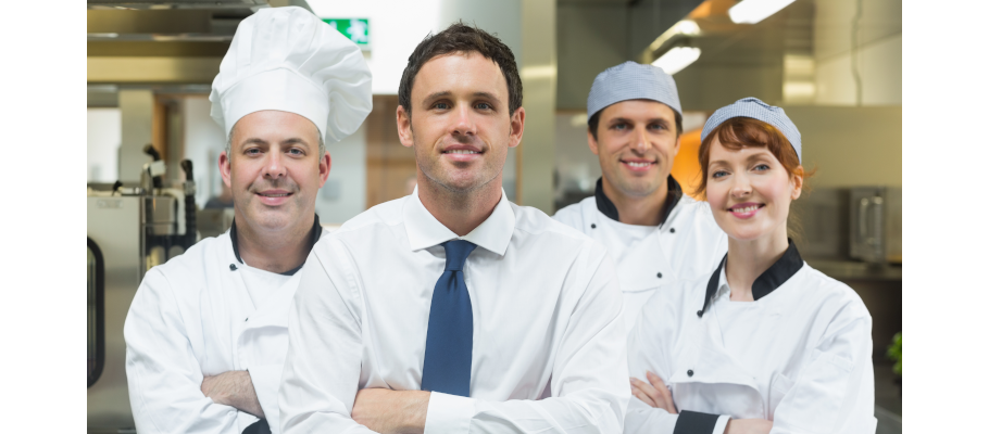 Enviar currículum a restaurantes