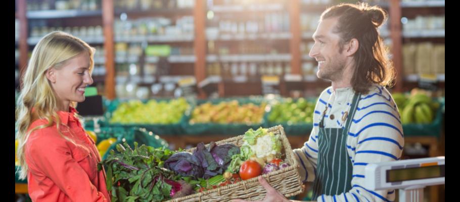 Enviar currículum y trabajar en supermercados