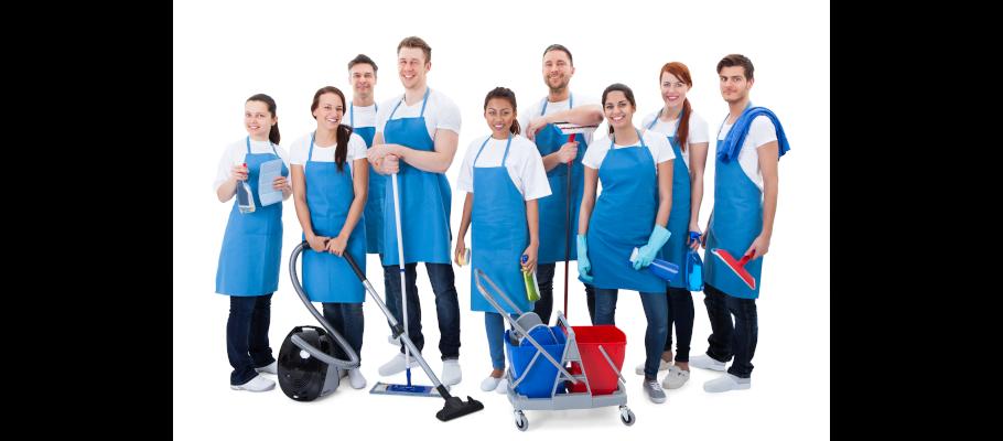 Enviar currículum a Empresas de Limpieza