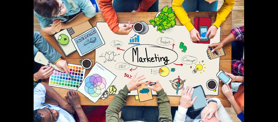 Enviar currículum y trabajar en empresas de márketing
