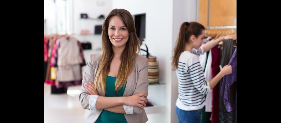 Enviar currículum y conseguir empleo en tiendas de ropa