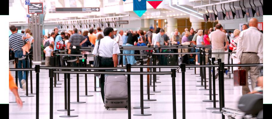 trabajar en aeropuertos